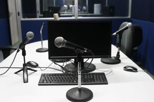 Desde dezembro de 2014, a Rádio Universitária FM tem Comitê Provisório de Conteúdo. Foto: Júlio Jacobina/DP/DA Press