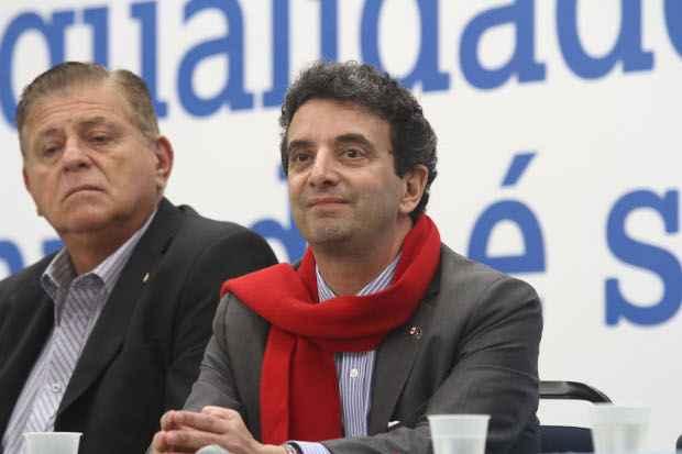 Cônsul-geral do Canadá, Stéphane Larue, visitou o Recife. Foto: Julio Jacobina/DP/D.A Press