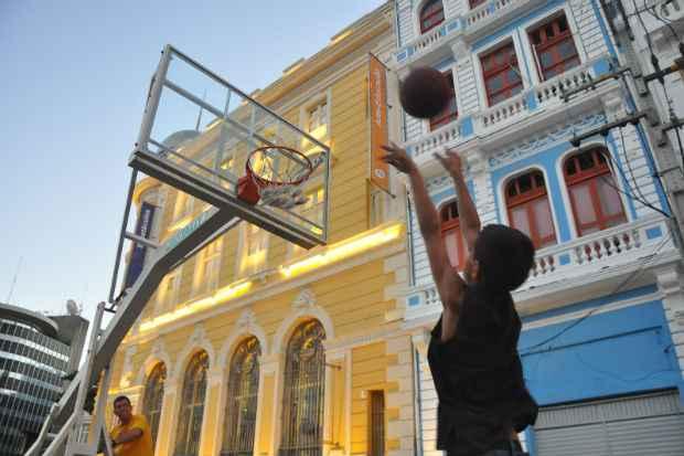 Recife Antigo de Coração movimenta o bairro histórico no último domingo de cada mês. Foto: Bruna Monteiro/DP/DA Press