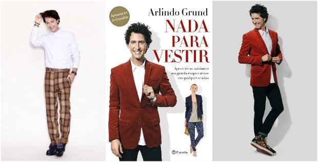 Arlindo se tornou consultor de moda ainda no Recife, onde conviveu com a avó, Regina. Fotos: editora Planeta/Divulgação