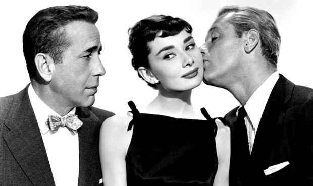 """""""Sabrina"""", com Audrey Hepburn, é um dos títulos listados por Arlindo Grund. Foto: Paramount Pictures/Divulgação"""