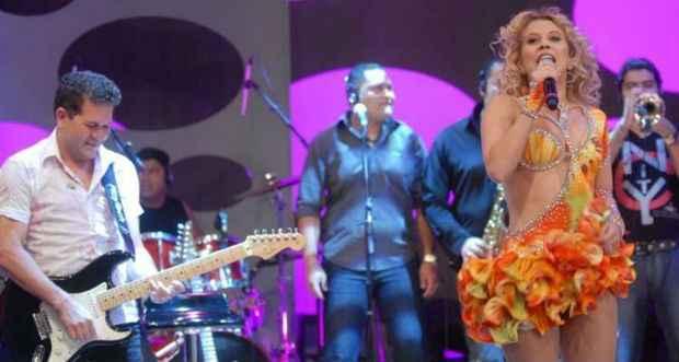 Foto: Márcio Nunes/TV Globo
