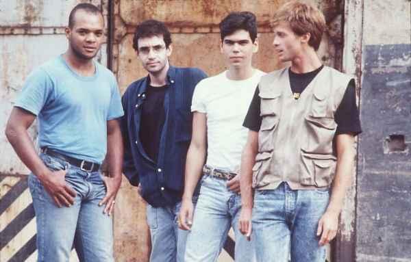 Liderada por Renato Russo, a Legião Urbana foi uma das mais populares do rock nacional. Foto: Divulgação