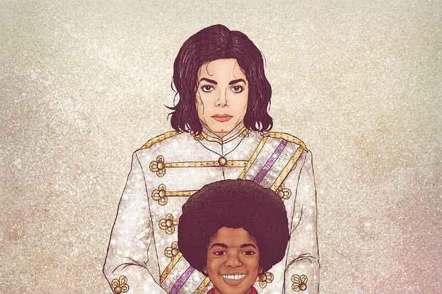 Cantor e Rei do Pop Michael Jackson. Foto: Facebook/Reprodução