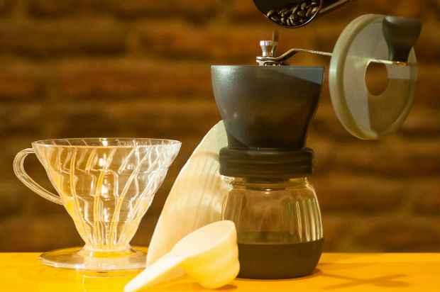 Cursos acontecem durante o mês de setembro para quem quer saber mais sobre o café. Foto: Eudes Santana/Divulgação