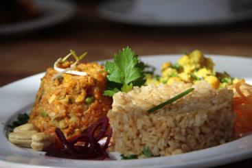 Mesmo sendo um dos grandes polos gastronômicos do país Recife possui apenas um restaurante realmente vegetariano. Foto:Ana Rayssa/Esp. CB/D.A Press