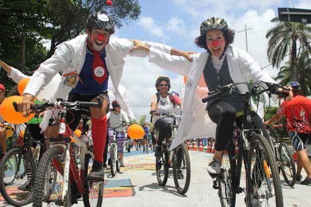 Passeio acontece no próximo domingo. Foto: Luciana Serra/Divulgação