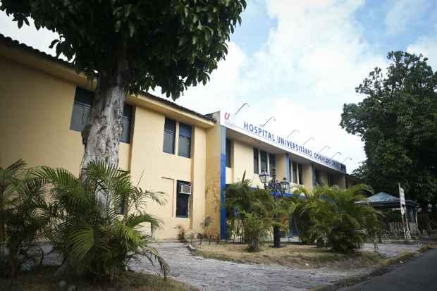 O Hospital Oswaldo Cruz é um dos hospitais considerados referência no tratamento da microcefalia. Foto: Helder Tavares/DP/D.A Press