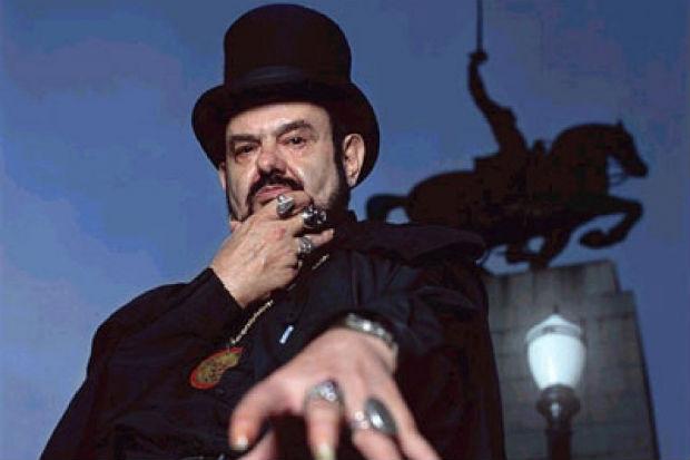 Cineasta Jose Mojica Marins comemora mais de 50 anos de carreira. Foto: Divulgação