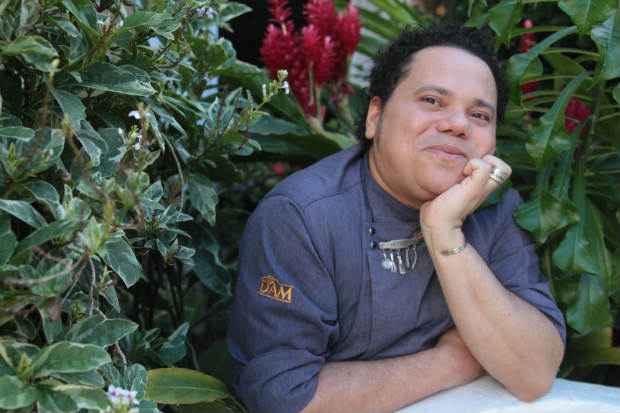 Chef vai fazer receitas usando  produtos orgânicos, frutas e proteínas.FotoRoberto Ramos/DP/D.A Press.