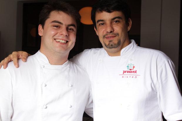 Irmãos oferecem proposta mais informal, mas com pratos elaborados pela dupla. Foto: Roberto Ramos/DP