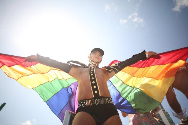 Confira o guia de festas LGBT para curtir o carnaval da diversidade. Foto: Hesiodo Goes/Esp. DP/D.A. Press