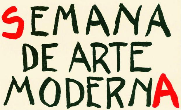 Resultado de imagem para semana de arte moderna