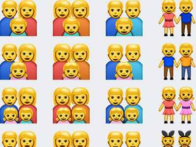 O LINE Indonésia já retirou seus emoticons gays de suas lojas on-line e publicou uma pedido de desculpas. Foto: Reprodução