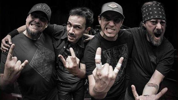 Banda faz parte da geração anos 1990 do rock nacional. Foto: Divulgação