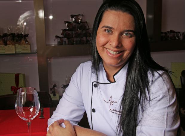 Chocolatier ministra curso nas próximas terça e quarta-feira. Foto: Roberto Ramos/DP/D.A Press