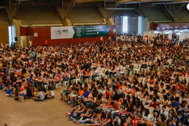 Evento terá  mais de 100 palestras divididas em arenas temáticas em várias áreas de carreiras. Foto: Divulgação