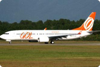 Boeing 737-800 com capacidade para 177 passageiros vai operar a nova rota. Foto: Gol/Divulgação