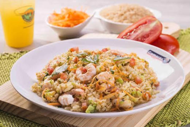 Camarão continua sendo a estrela dos pratos. Fotos: Verbo/Divulgação
