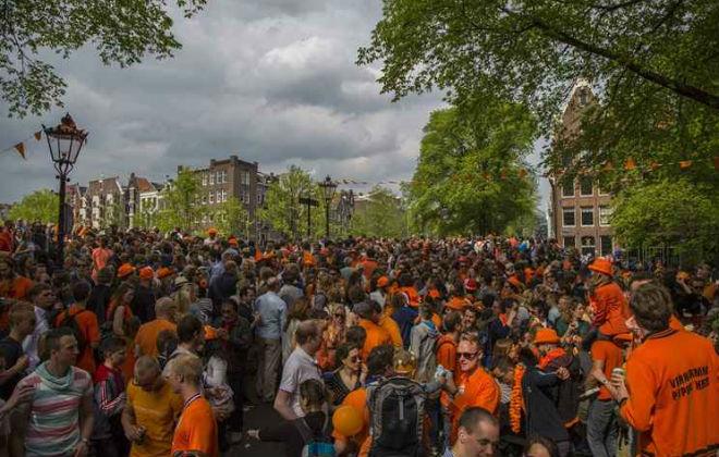 A cidade se prepara para receber os convidados para os festejos a céu aberto. Foto: Hollande Alliance/Divulgação
