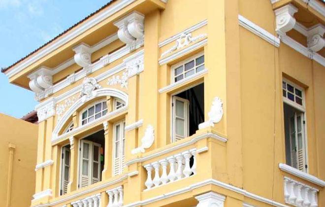 A casa onde Jorge Amado viveu com a família é o museu do escritor. Foto: Gidelzo Silva/Prefeitura Municipal de Ilhéus