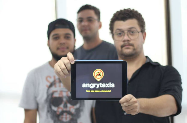 Resultados serão enviados para empresas de táxi, sindicatos e órgãos de fiscalização. Foto: Cômodo Coletivo/Divulgação