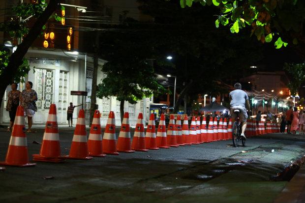 A rota Norte funcionará em horário integral, das 7h às 16h. Foto: Bernardo Dantas/DP.