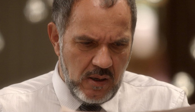 Humberto Martins interpreta Germano. Foto: TV Globo/Divulgação