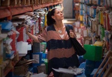 Sonia em cena do filme. Foto: Victor Jucá/ Divulgação