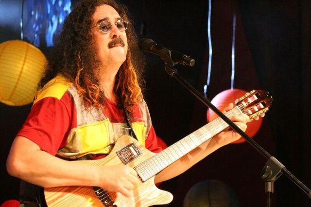 Moraes Moreira revive fase no Novos Baianos em show no Recife. Foto: Divulgação