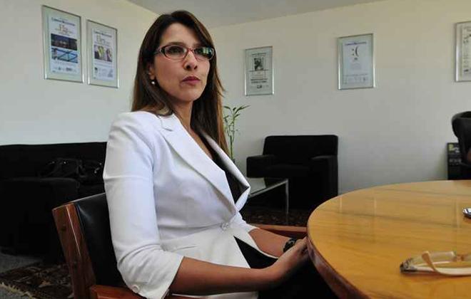 Ana Frazão destaca os direitos do consumidor. Foto: Valerio Ayres/CB/D.A Press