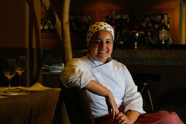 A chef Sofia Mota está entre os convidados. Foto: Helder Tavares/DP/D.A Press