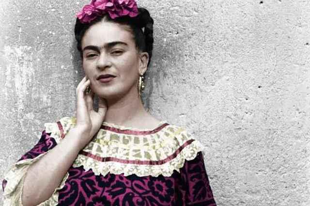 Artista foi fotograda por colombiano. Foto: Leo Matiz/Reprodução