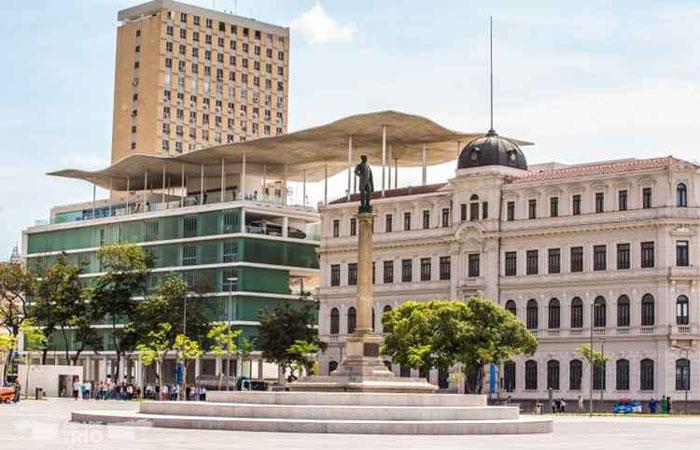 O Museu de Arte do Rio (MAR) é um dos passeios obrigatórios no Rio. Foto: Cidade do Rio/Reprodução