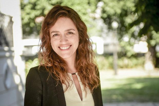 Manuela Dias é autora de série ambientada no Recife. Foto: TV Globo/Divulgação