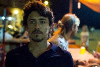 Personagem de Jesuíta Barbosa mata a namorada, interpretada por Marina Ruy Barbosa. Foto: TV Globo/Divulgação