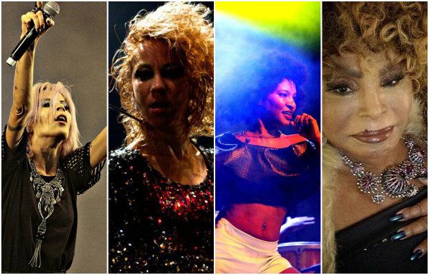 Palco Dominguinhos receberá Andrea Amorim, Karina Buhr, Larissa Luz e Elza Soares. Foto: Reprodução/Facebook