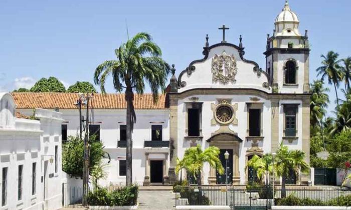 O centro histórico de Olinda, em Pernambuco, é um dos sítios de preservação cultural da Unesco. Foto: Mazé Parchen/Flickr