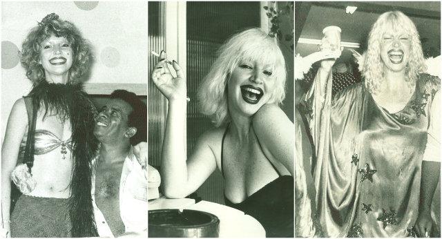 Elke Maravilha foi vanguardista de um estilo próprio, extravagante, ainda nos anos 1960 e 1970. Fotos: Arquivos DP