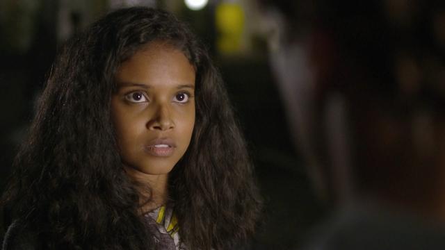 Joana passa por jornada em busca do pai. Foto: Globo/Divulgaçã