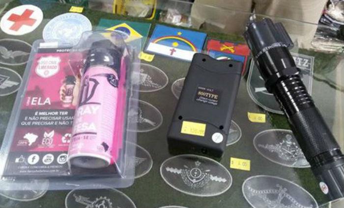 """Estupros registrados recentemente no Recife incentivaram a compra coletiva de sprays: """"O sentimento de impunidade faz parecer que se pode fazer tudo e ficar por isso mesmo"""", reclama  Juliana Albuquerque. Foto: Cortesia"""
