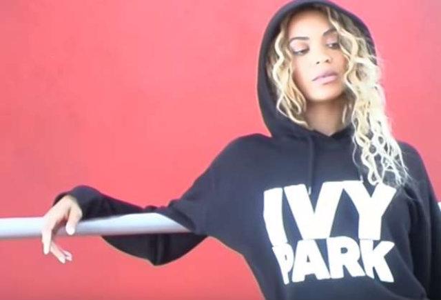 Beyoncé lança coleção Outono 2016 de sua linha de roupas fitness. Foto: Youtube/Reprodução