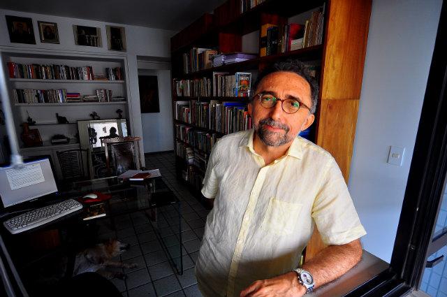 Ronaldo Correia de Brito é cearense radicado em Pernambuco. Foto: Maria Eduarda Bione/Esp.DP/D.A Press
