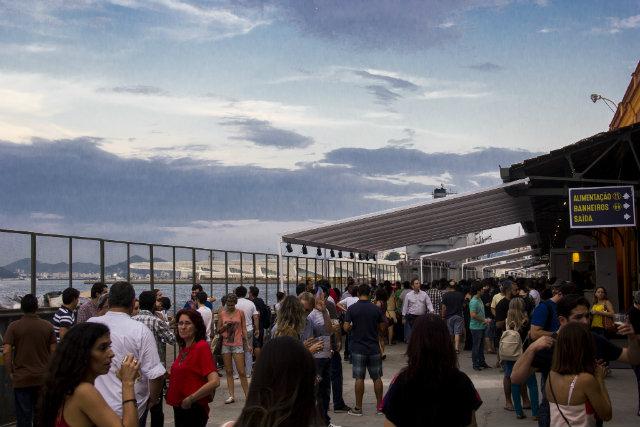 Serão mais de 120 expositores, que oferecem lançamentos para serem degustados em primeira mão. Foto: Mondial de la Biere/Divulgação