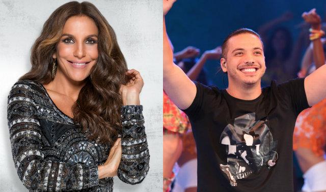 Ivete Sangalo e Wesley Safadão vão se apresentar no Fest Verão Porto, em Porto de Galinhas. Foto: Divulgação/