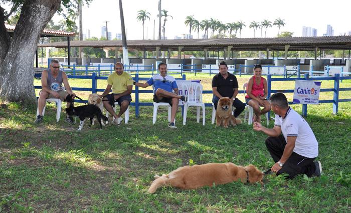 As aulas vão abordar temas como educação canina (correção dos maus hábitos), noções da psicologia canina, entre outros. Foto: Divulgação