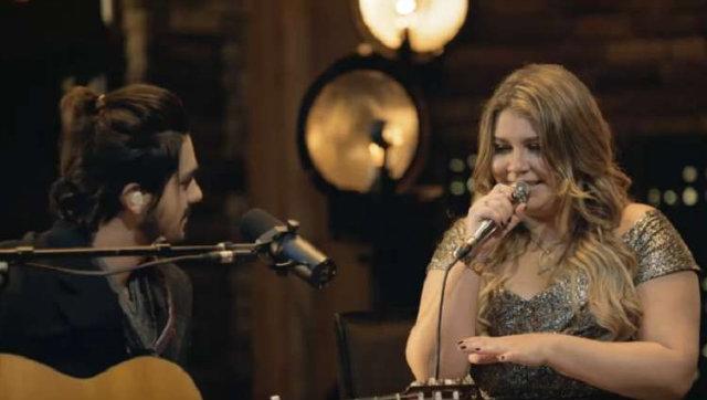 Luan Santana lança parceria com Marília Mendonça. Foto: YouTube/Reprodução