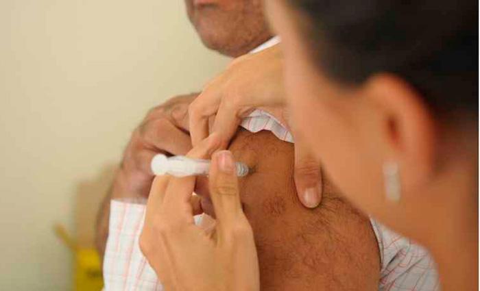 O medicamento foi testado em 320 homens e era aplicado por meio de uma injeção. Foto: Pedro Ventura/Agência Brasília