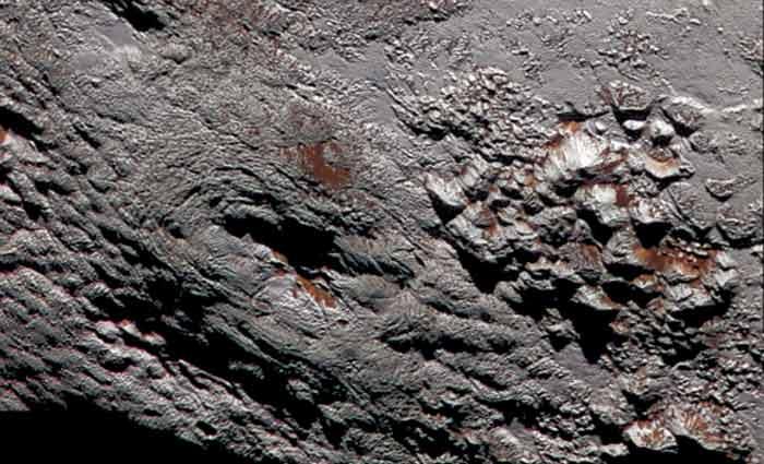 Imagem de Plutão. Foto: Nasa/Reprodução