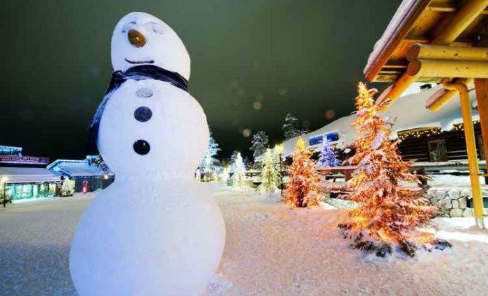 Reza a lenda que o Papai Noel vive na Lapônia. Foto: Jonathan Nackstrand/AFP Photo (Reza a lenda que o Papai Noel vive na Lapônia. Foto: Jonathan Nackstrand/AFP Photo)